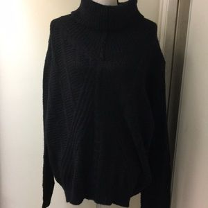 Sweaters - Spring Haze Oversized turtleneck sweater. New